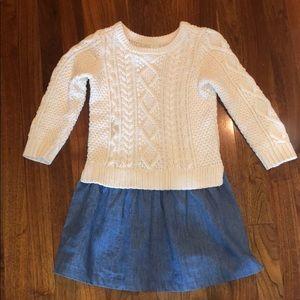 Gap girls dress size 5t